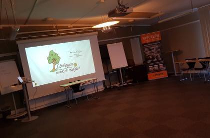 Lövhagen seminarium mykorrhiza